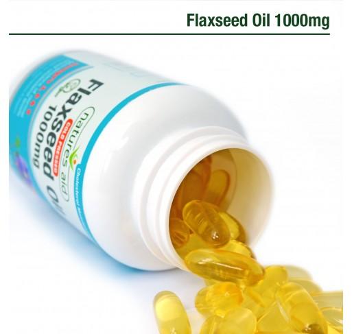 Flaxseed Oil 1000mg