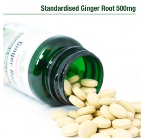 Ginger Root 500mg