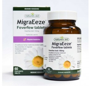 MigraEeze (Feverfew) 100mg